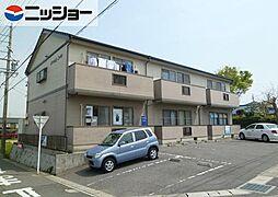 オアシス・二ヶ崎[2階]の外観