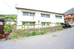 福岡県北九州市小倉南区安部山の賃貸アパートの外観