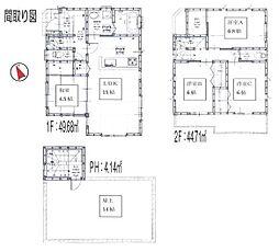 馬橋駅 3,480万円