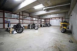 モトピット バイク駐車場