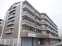 兵庫県尼崎市田能3の賃貸マンションの外観