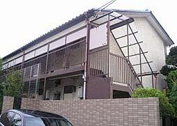 梅村ハイツ[105号室]の外観