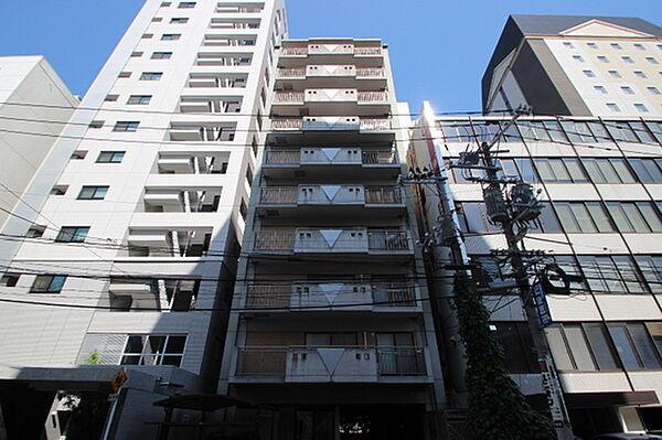 リオプラザ上幟 8階の賃貸【広島県 / 広島市中区】