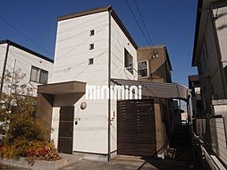 [テラスハウス] 愛知県名古屋市緑区姥子山5丁目 の賃貸【/】の外観