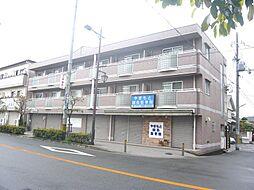 大阪府茨木市稲葉町の賃貸マンションの外観