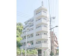 Uトピア高幡不動[4階]の外観