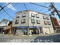 大阪府枚方市牧野阪2丁目の賃貸マンションの外観