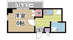 神戸駅 4.4万円