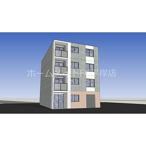 北海道札幌市豊平区豊平八条8丁目の賃貸マンション