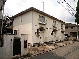 [テラスハウス] 東京都三鷹市新川4 の賃貸【/】の外観