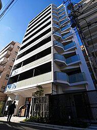 ザ・パークハビオ横浜東神奈川[4階]の外観