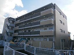 大阪府高槻市野田2丁目の賃貸マンションの外観