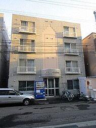 北海道札幌市中央区南八条西9丁目の賃貸マンションの外観