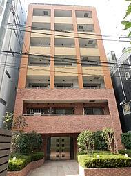 ラグジュアリーアパートメント三田慶大前[7階]の外観