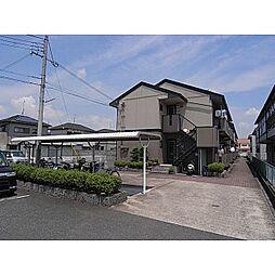 奈良県天理市杉本町の賃貸アパートの外観