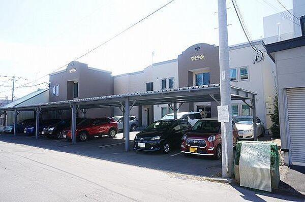 WINDOM A棟・B棟 2階の賃貸【北海道 / 旭川市】