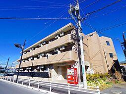 東京都国分寺市東戸倉1丁目の賃貸マンションの外観