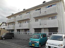 大阪府高石市西取石8丁目の賃貸マンションの外観