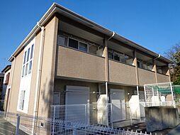 千葉県千葉市緑区高津戸町の賃貸アパートの外観