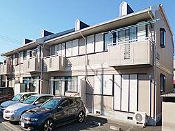 コーポラス渋谷I[203号室]の外観