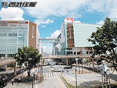 JR青梅線「河辺」駅まで徒歩8分