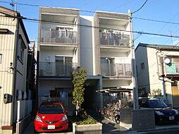 愛知県名古屋市中川区東中島町2丁目の賃貸マンションの外観