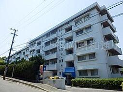 福岡県福岡市中央区小笹1丁目の賃貸マンションの外観
