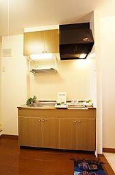 モートンG1のキッチン