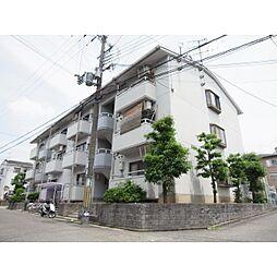 奈良県橿原市西池尻町の賃貸マンションの外観