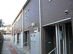 埼玉県さいたま市緑区松木3の賃貸アパートの外観