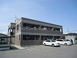 岡山県岡山市南区妹尾の賃貸マンションの外観
