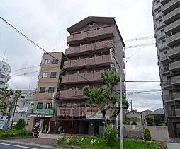 大阪府枚方市東田宮の賃貸マンションの外観