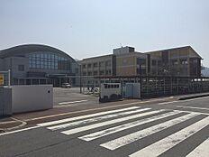 紀の川市立打田中学校まで1258m