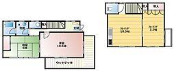 [一戸建] 埼玉県比企郡ときがわ町大字西平 の賃貸【/】の外観