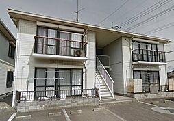 パピルスパートII[2階]の外観