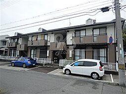 兵庫県神戸市西区南別府1丁目の賃貸アパートの外観