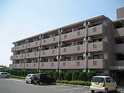 ソレイユA[4階]の外観