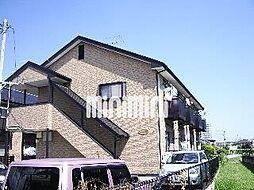 ハウスリバーユA[1階]の外観