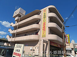 兵庫県姫路市広畑区東新町1丁目の賃貸マンションの外観