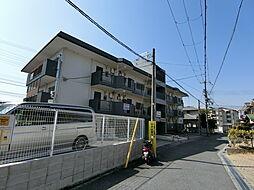大阪府羽曳野市島泉1丁目の賃貸マンションの外観