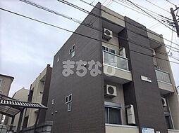 東京都江戸川区船堀5丁目の賃貸アパートの外観