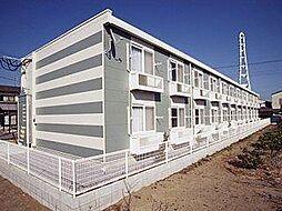 レオパレスリバーポートII[208号室]の外観