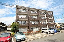 愛知県名古屋市中川区上高畑1丁目の賃貸マンションの外観