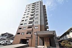 クレアコートガーデンタワー[8階]の外観
