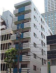 ロワール島津山南[6階]の外観