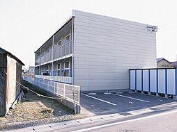 レオパレスサクセス[2階]の外観