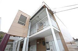 香川県高松市勅使町の賃貸アパートの外観