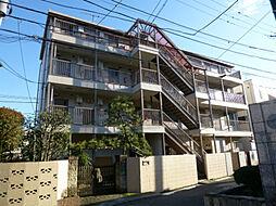 竹間ビル[302号室]の外観