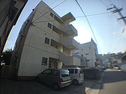 鹿児島県鹿児島市上荒田町の賃貸マンションの外観