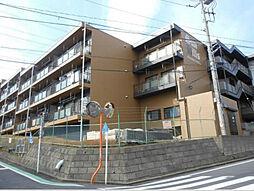 サンヒルズ東戸塚 B棟[1階]の外観